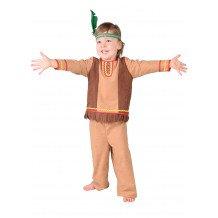 Baby indiaan