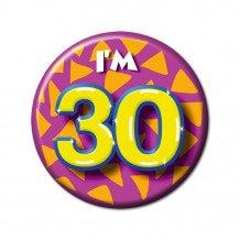 leeftijd 30 button