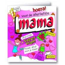 Wenskaart mama