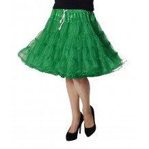 Groene petticoat