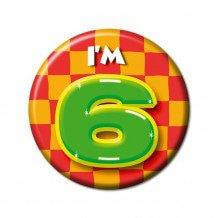 6 jarige