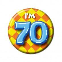 70 jarige leeftijd