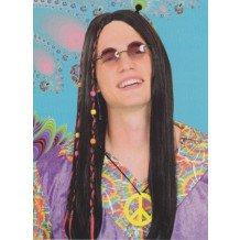 Hippie pruik