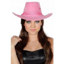 roze cowboyhoed