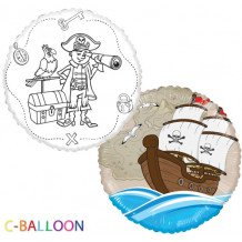 Piraten ballon