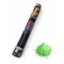 Color Powder Shooter 40 cm Green 350 gram