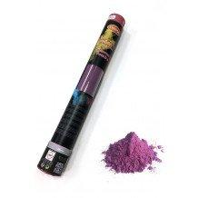 Color Powder Shooter 40 cm Purple 350 gram