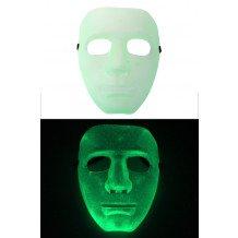 Gezicht masker glow in the dark