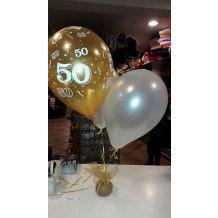 Zwevende ballon