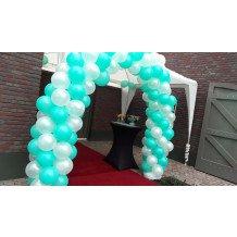 Winkel opening met ballonnen