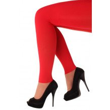 Legging rood one size