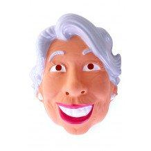 Masker Sarah plastic