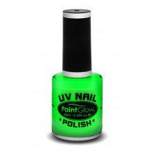 Neon UV nagellak groen
