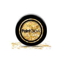 Chunky cosmetic glitters 3 gram Gold Digger