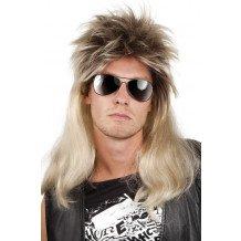 Pruik Ryan blond