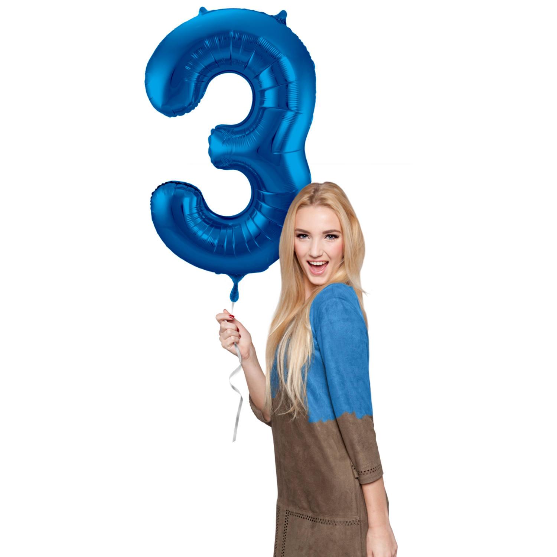 Cijfers met helium