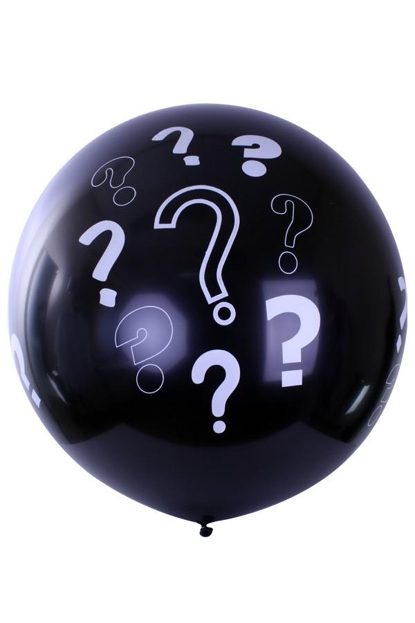 Ballon geslachtsbekendmaking