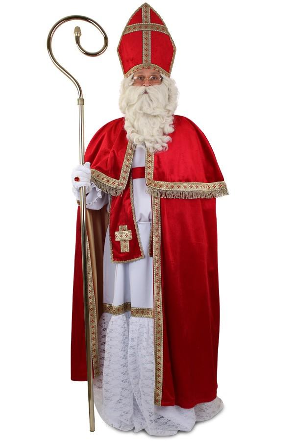 Sinterklaas kostuum one size